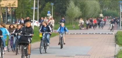 L'école à vélo : la leçon hollandaise