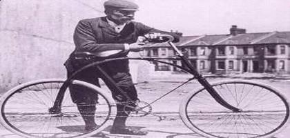 Lénine et la bicyclette