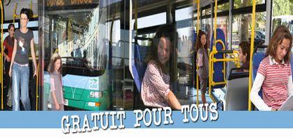 La gratuité du réseau de bus de CASTRES-MAZAMET, lancée en octobre 2008, est un succès