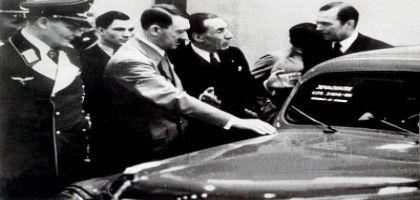 Louis Renault et «la fabrication de chars pour la Wehrmacht»