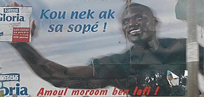 Alimentation et/ou énergie au Sénégal: eux aussi en veulent, et de la bonne !