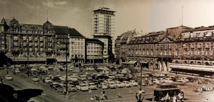 La métamorphose de l'espace public à Strasbourg