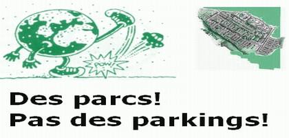 Arrêtez de construire des parkings !