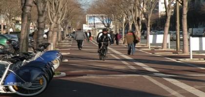 A Marseille, on construit des pistes cyclables interdites aux vélos!