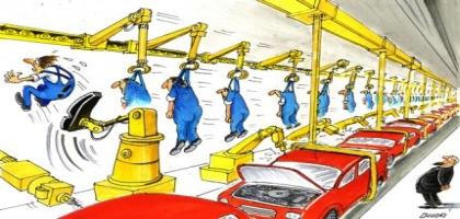 Le président Copé lance un nouveau plan d'aide à l'industrie automobile