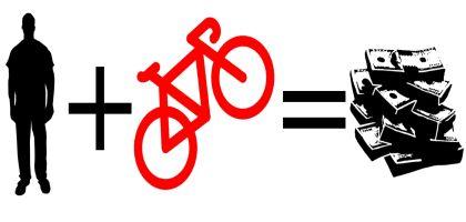 Ces entreprises qui vont vous payer pour faire du vélo