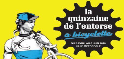 La Quinzaine de l'entorse à bicyclette de Lille