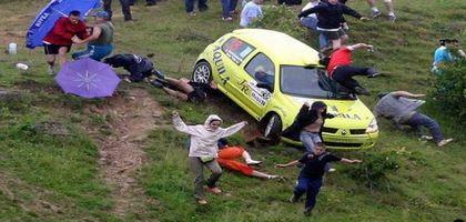 Pétition et Vélorution «Ras le Rallye !»