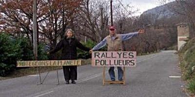 Rallyes automobiles : le ras-le-bol des riverains