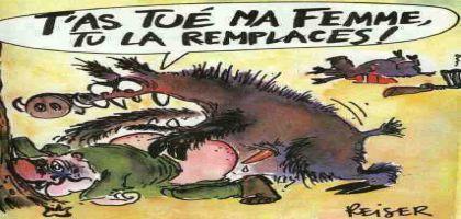 Le Sanglier : «Ennemi du Peuple» et «Bête Noire» du BTP