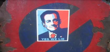 Sarkozy préfère les transports superpolluants