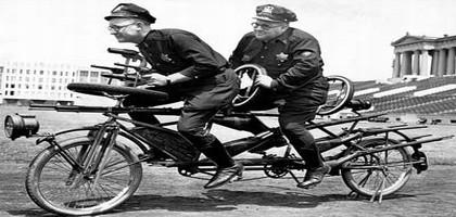 La BAC à vélo !