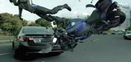 Les motards pourraient être autorisés à faire n'importe quoi sur la route