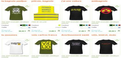 Livraison gratuite pour tous les tee-shirts et gilets de sécurité Carfree