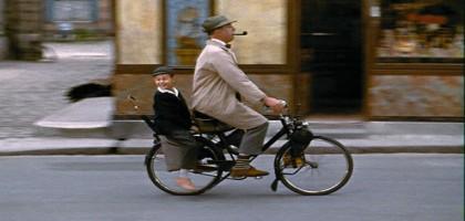 Quand les stars font du vélo