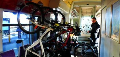 Train+vélo, les cyclistes se rebiffent