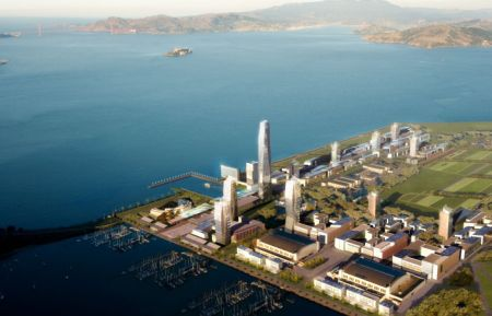 Treasure Island, l'utopie verte sans automobiles