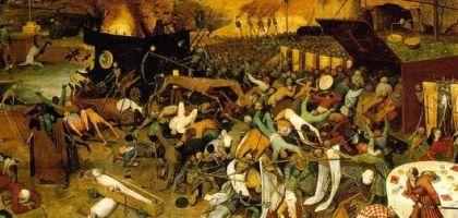 Triomphe de la mort - Bruegel l'Ancien