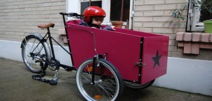 Construire un vélo-cargo