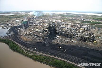 Sables bitumineux du Canada: du pétrole à n'importe quel prix