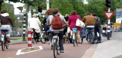 Amsterdam, le paradis du vélo