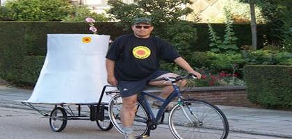 La caravane des indignés du nucléaire sera sur les routes… à vélo