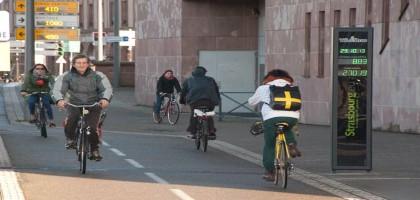 Les vélo-totems arrivent en France