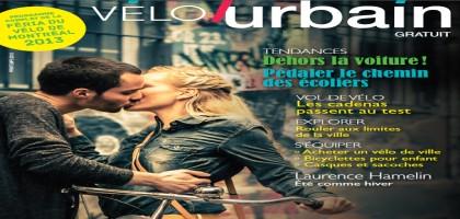 Vélo urbain, le magazine gratuit de Vélo Québec