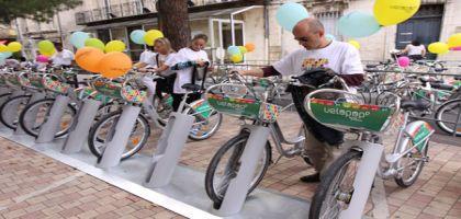 Le Grand Avignon inaugure Vélopop, son système de vélos en libre-service