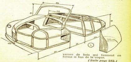 Construire une voiturette à pédales