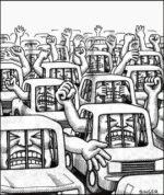 L'aberration automobile