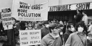 Remettre en cause l'automobile