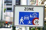 METZ, première ville française à mettre en oeuvre des zones de rencontre