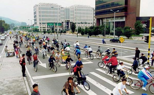 Bogota : moins de voitures pour plus de qualité de vie