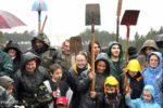 Les Planteurs Volontaires bloquent le chantier de l'A65 sur le site des 9 fontaines