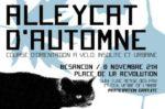 AlleyCat d'automne à Besançon!