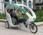 Cycloville : les vélos taxis
