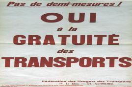 Pour frauder dans les transports en commun, créez votre mutuelle!