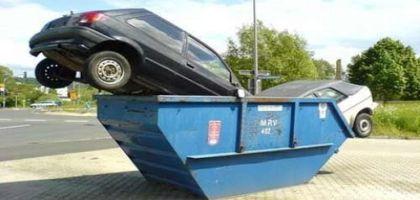 Les déchets automobiles
