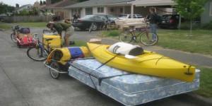 La vie sans voiture : le vélo pour déménager