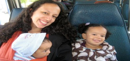 Pourquoi les transports en commun sont bons pour les enfants