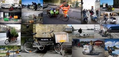 La logistique du vélo