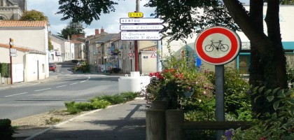 Haute-Goulaine, une commune française anti-vélo, ça existe!