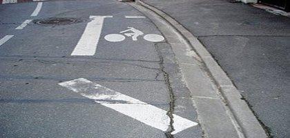 La plus petite piste cyclable de France
