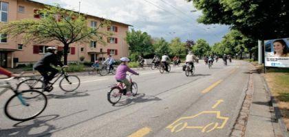 Quand la Commission européenne voulait créer des villes sans voitures