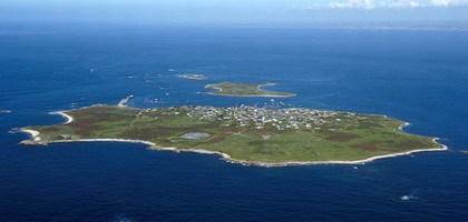 L'île de Molène sans voitures