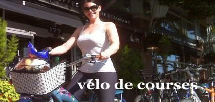 Vélo de courses