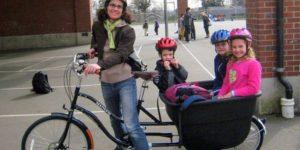 Longtails, les vélos allongés