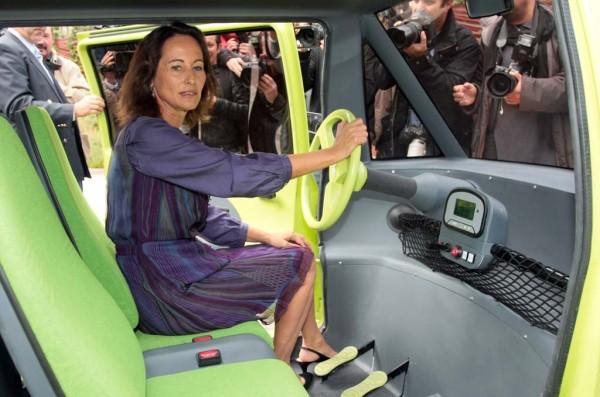 La voiture électrique socialiste