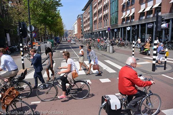 Qu'est-ce qu'une ville cyclable?